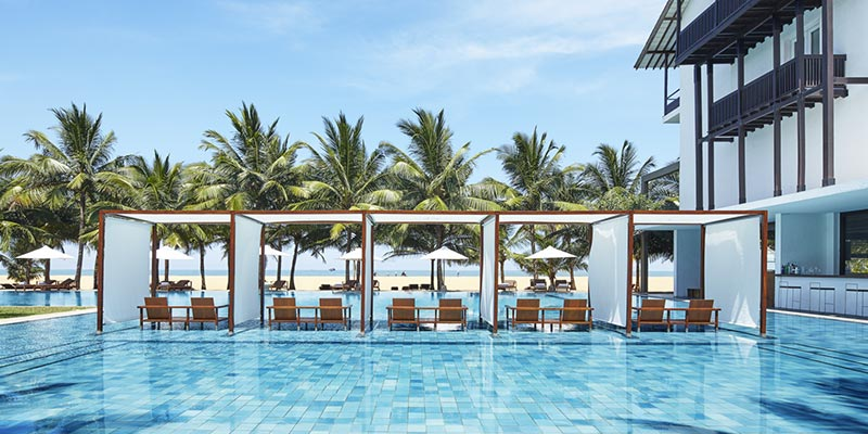 Swimming Pool in Negombo