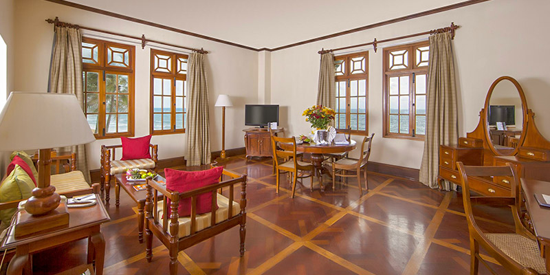 Luxury Rooms in Mount Lavinia