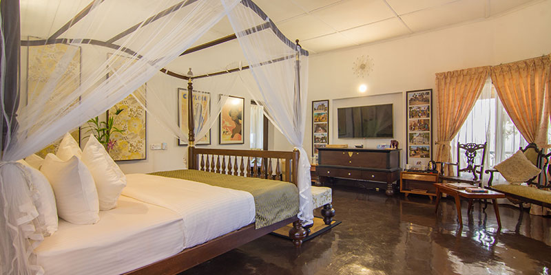 Luxury Rooms in Kandy