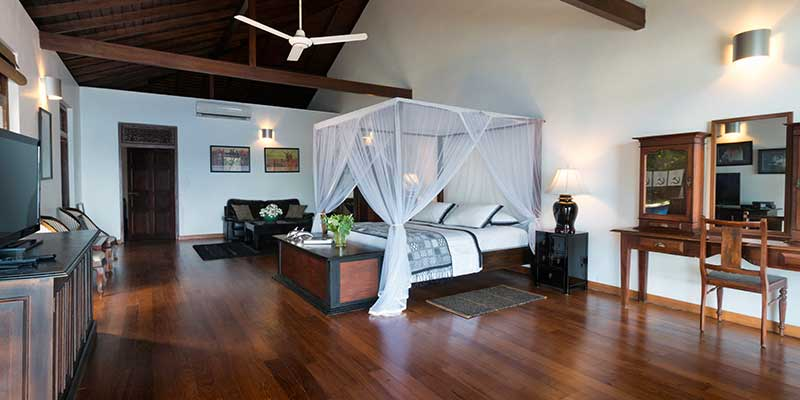 Luxury Room in a Hotel in Bentota