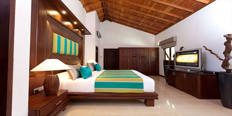 Luxury Rooms in a Hotel in Dambulla