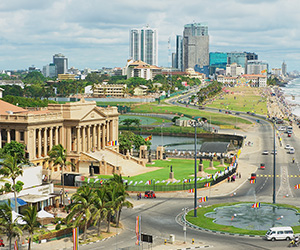Colombo City Day View
