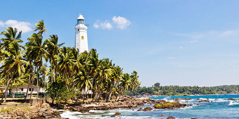 Lighthouse in Dondra
