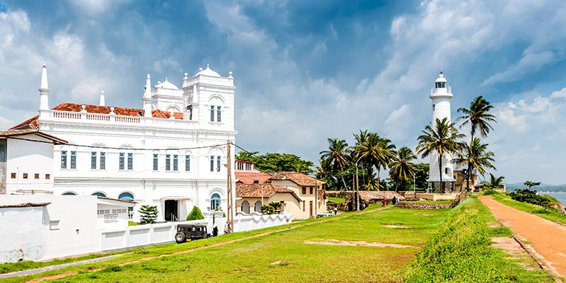 Lighthouse in Galle Fort