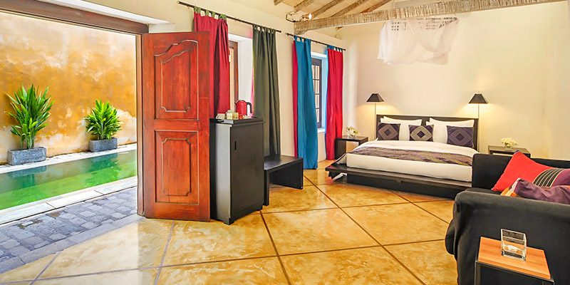 Luxury Rooms in Galle