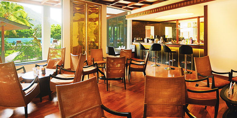Dining Area of a Hotel in Kandy