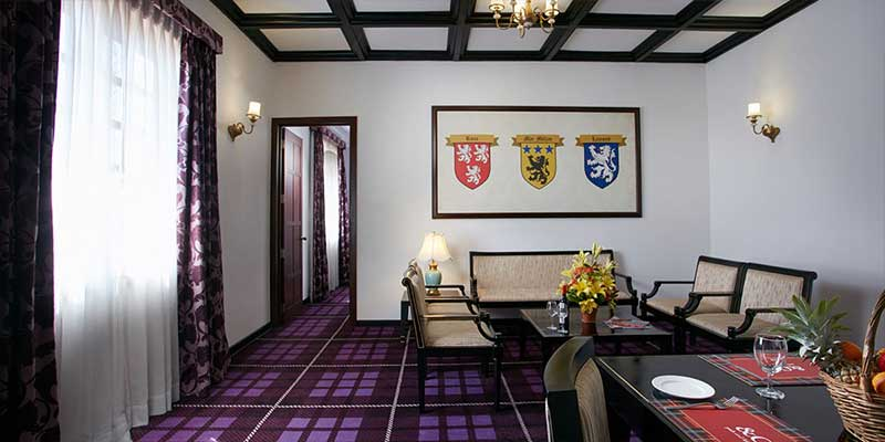 Luxury Rooms in Colombo